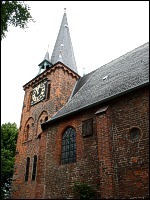 Kirche St. Andreas in Lübeck-Schlutup